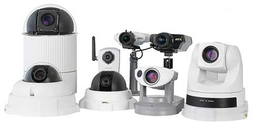 physical security cameras